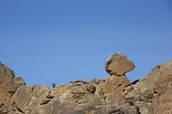 Week 22:  Minimalism at Smith Rock Three