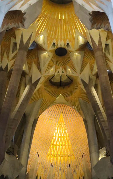Behind the Altar, Sagrada Familia