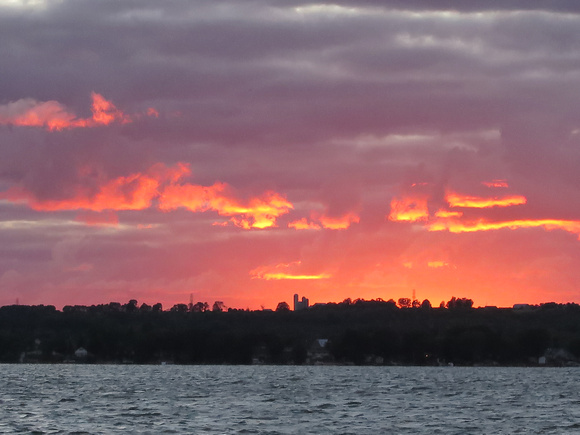 PAD August 21 Sunset 2